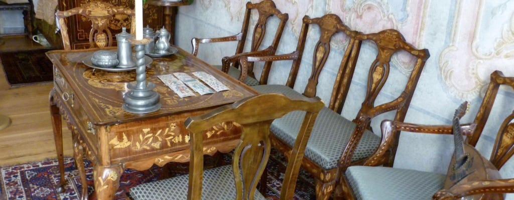 Visita guiada privada al casco antiguo de Cracovia y la casa Hipolit
