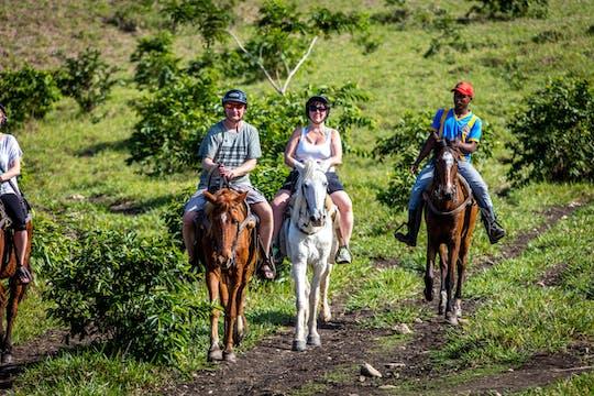 Triple Adventure: Waterfalls, Zipline & Horses
