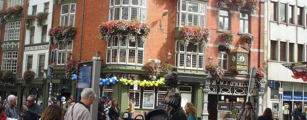 Tour privato di Dublino: gemme nascoste e principali attrazioni con un locale