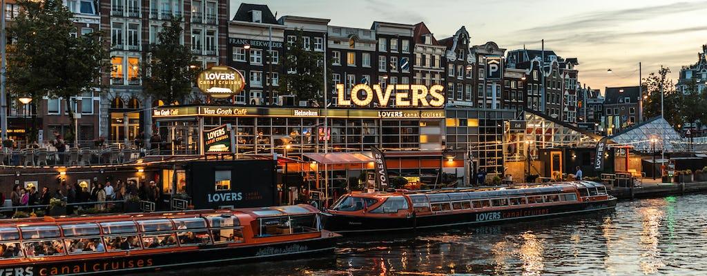 Halve dag privéwandeling door Amsterdam met een lokaal - 100% persoonlijk