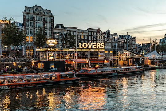Amsterdam half-day private walking tour with a local - 100% personalized