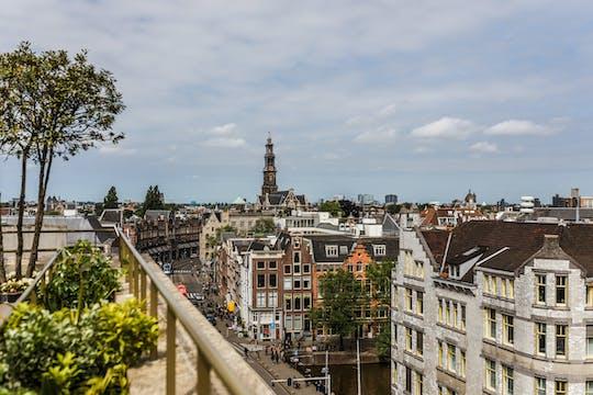 Tour privado de Ámsterdam: gemas ocultas y atracciones principales con un local