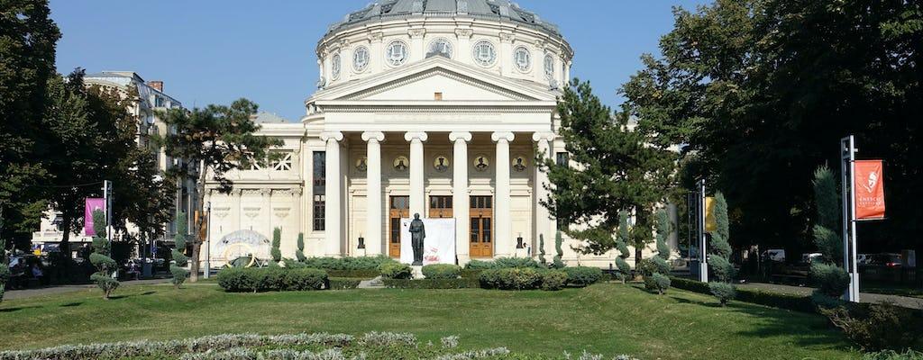 Passeio a pé privado o melhor de Bucareste