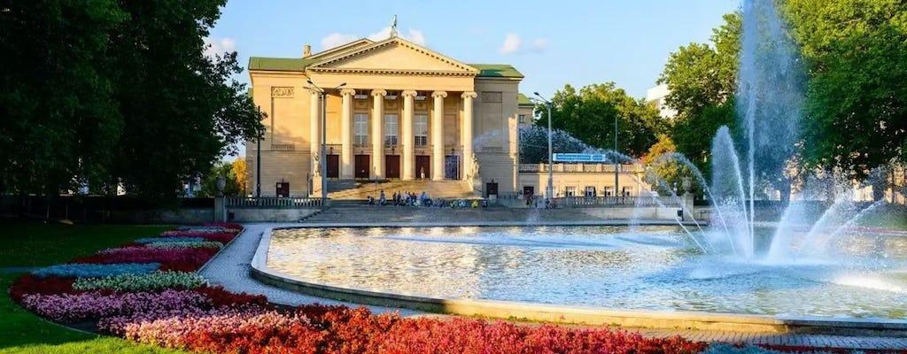 Passeio privado a pé pela Cidade Velha de Poznan e Parque da Cidadela