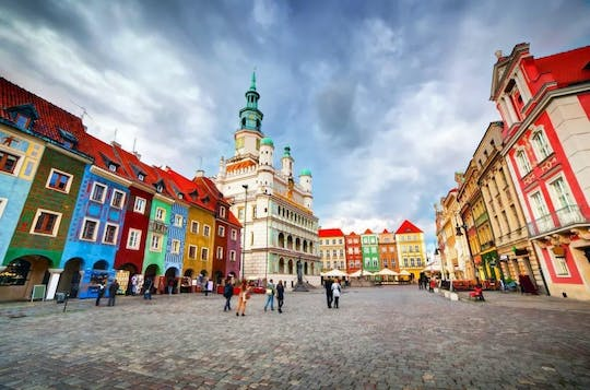 Poznan Old Town highlights walking tour