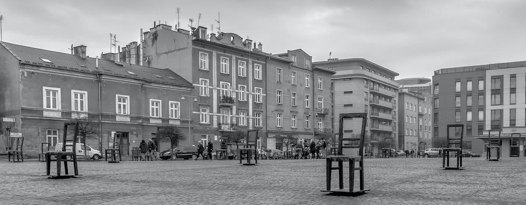 Tour privato del ghetto ebraico con la vecchia sinagoga di Cracovia