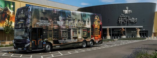 Warner Bros. Studio Londres – La creación de Harry Potter: entrada y transporte