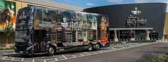 Warner Bros. Studio Tour London - The Making of Harry Potter tickets with transport