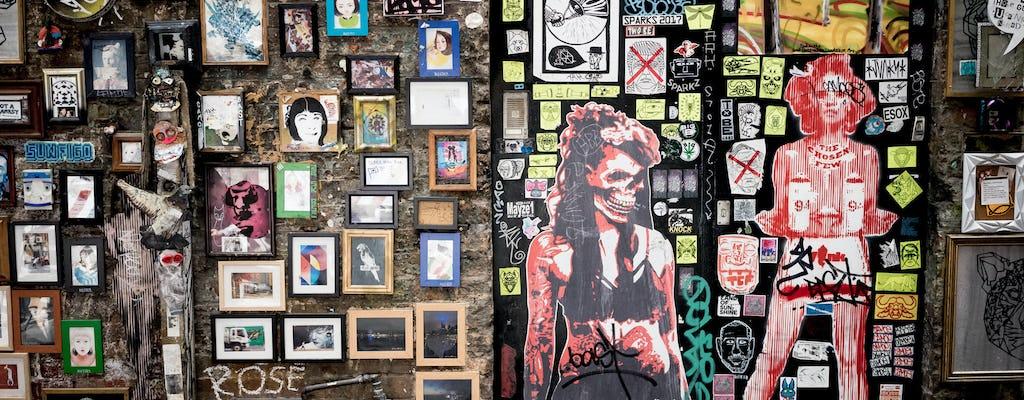 Tour privato a piedi di arte e cultura di Melbourne