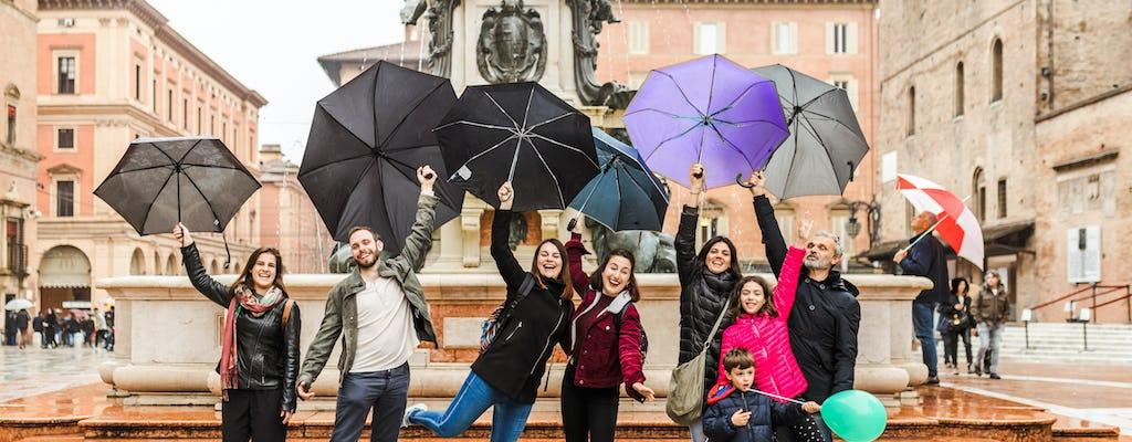 Tour privado em Bolonha - joias escondidas e atrações principais com um local