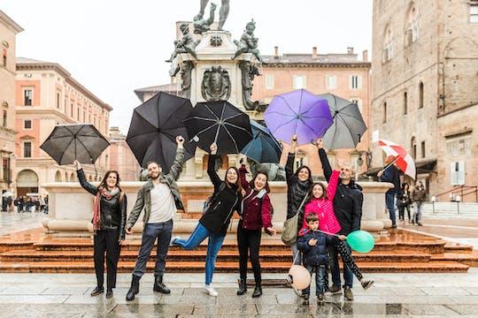 Visite privée de Bologne - Joyaux cachés et principales attractions avec un local