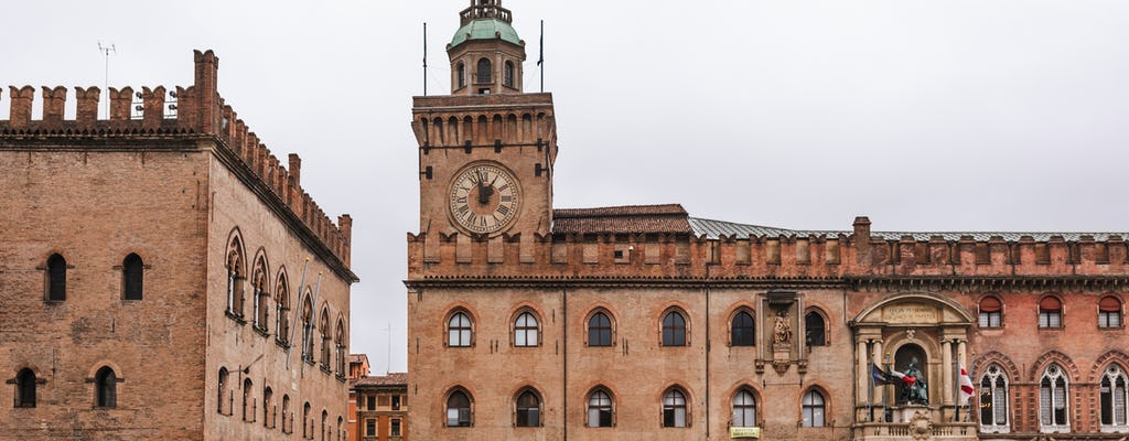 Half-day private Bologna walking tour with a local guide - 100% Personalized
