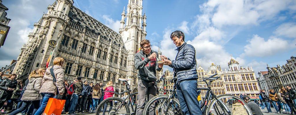 Подгонянный индивидуальная экскурсия в Брюссель