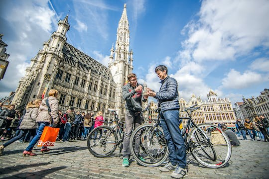 Customized private guided tour in Brussels