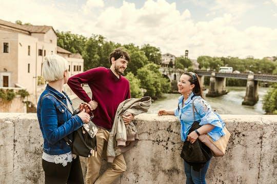 Visite privée personnalisée d'une journée à Rome avec un local - Voir la ville sans scénario