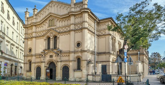 Private Krakow highlights tour with Jewish Ghetto and Tempel Synagogue ticket