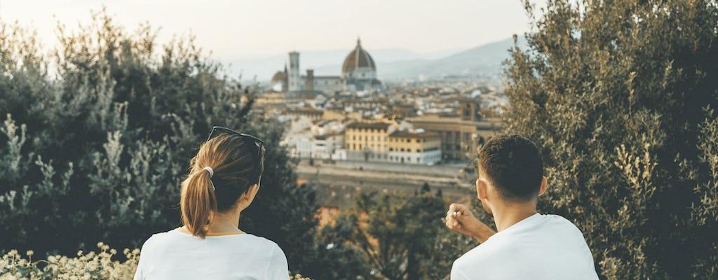 Recorrido a pie privado de medio día por Florencia con un guía local: 100% personalizado