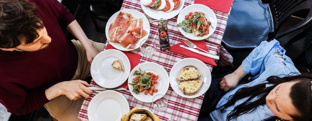 Mangia come un locale a Napoli tour gastronomico privato - 100% personalizzato