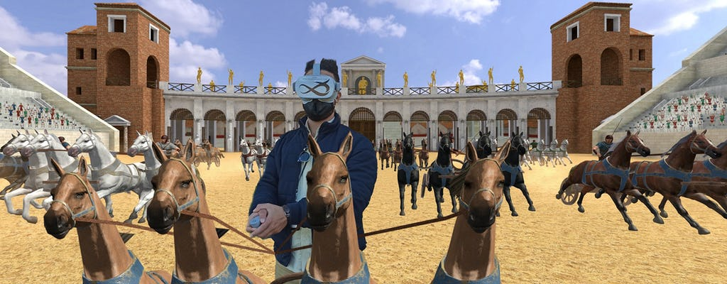 Circus Maximus GO Virtual-Reality-Erlebnis
