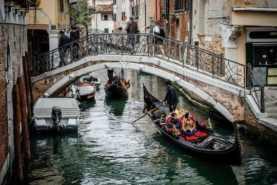 Half-day private Venice walking tour with a local guide - 100% personalized