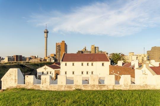 Joanesburgo e Soweto tour de dia inteiro saindo de Pretória