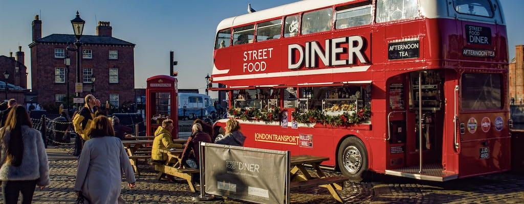 Geführte Essenstour durch Liverpool - Sehen Sie die Stadt ohne Drehbuch
