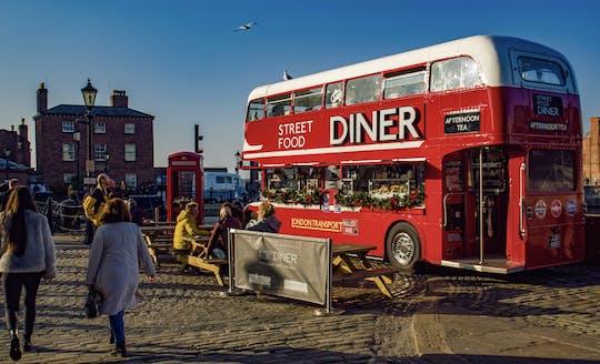 Exploration gastronomique guidée de Liverpool - Découvrez la ville sans scénario