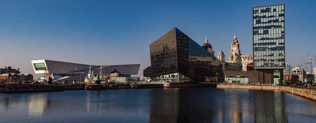 Private Liverpool kickstart walking tour with local - 100% personalized