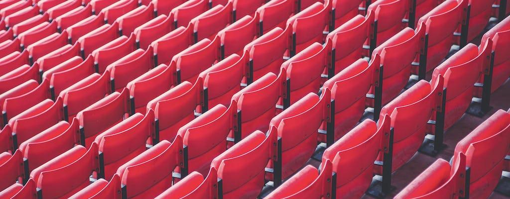 Passeio a pé temático do futebol de Liverpool, incluindo uma visita ao estádio