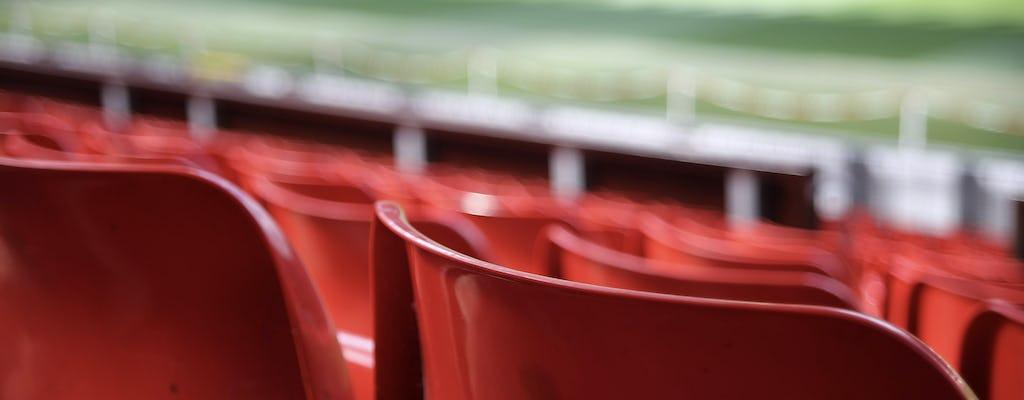 Visite à pied du football de Manchester avec visite du musée national du football