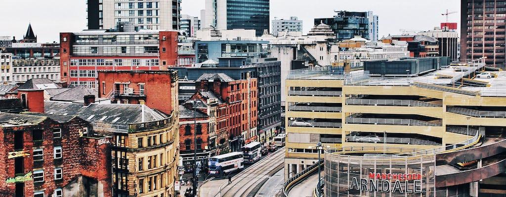 Spersonalizowana wycieczka piesza po Manchesterze z lokalnym - zobacz miasto bez scenariusza