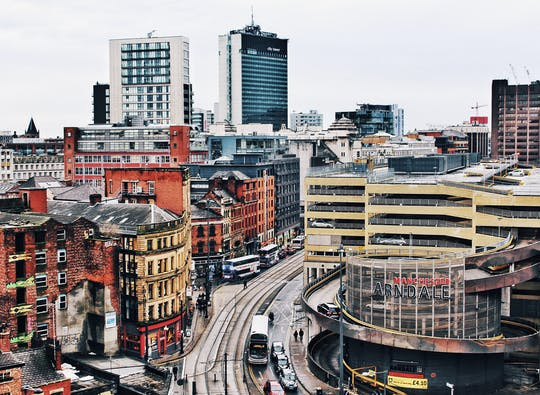 Personalized Manchester walking tour with a local - See the city unscripted
