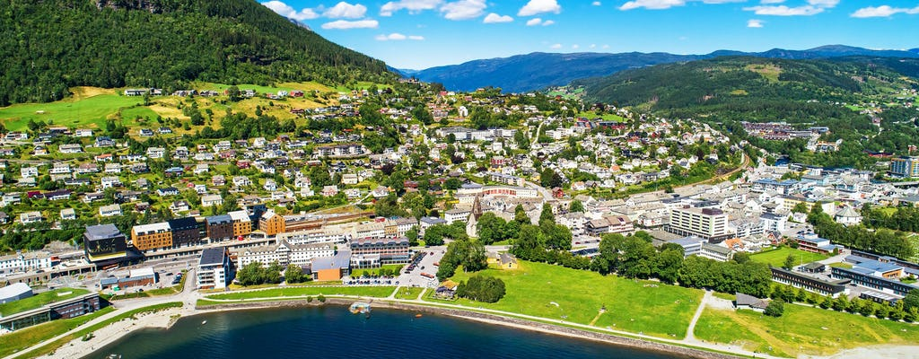 Privater Transfer vom Flughafen Bergen nach Voss