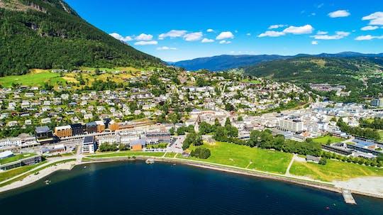 Prywatny transfer z lotniska w Bergen do Voss