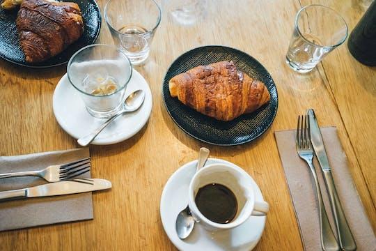 Café guiado e tour histórico em Collingwood em Melbourne