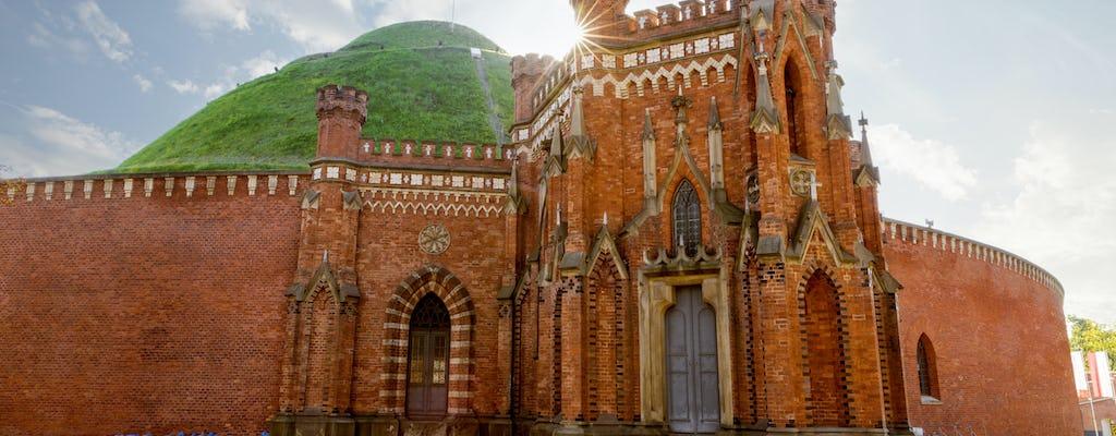 Tour privado de día completo por Cracovia con transporte y montículo de Kosciuszko