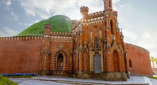 Tour privado de dia inteiro em Cracóvia com Kosciuszko's Mound e transporte