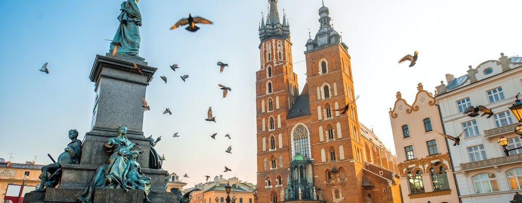 Лучшие из Краков 1 день частный тур с билетом синагога Темпель