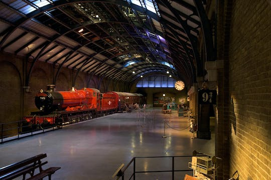 Visita a Warner Bros. Studio Londres - La creación de Harry Potter (desde King's Cross-St. Pancras)