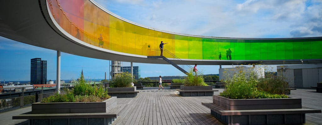 Descubre Aarhus en 60 minutos con un local.