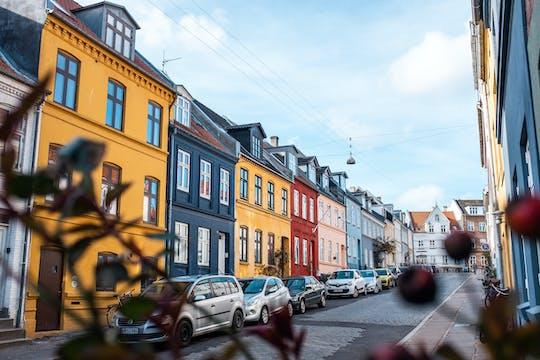 Wycieczka po niestabilnych miejscach Aarhus z lokalnymi