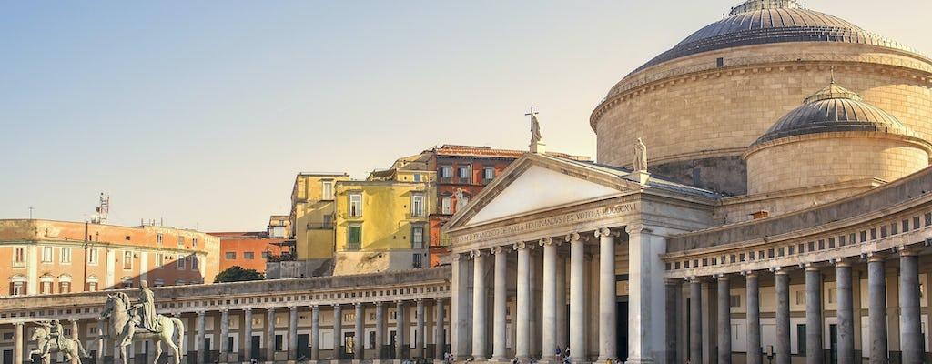 Rundgang durch das historische Zentrum von Neapel und die unterirdischen Ruinen