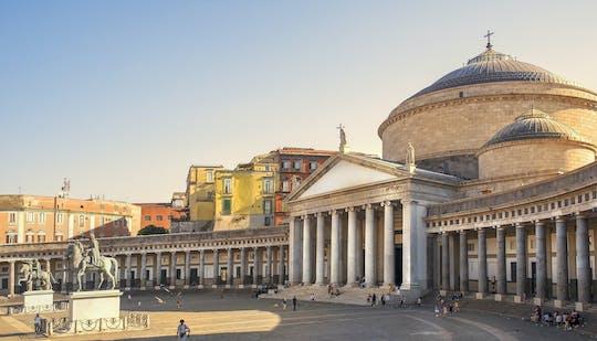 Wycieczka piesza po historycznym centrum Neapolu i podziemnych ruinach