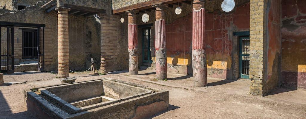 Herculaneum Führung von Neapel