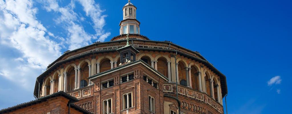 Billet d'entrée à Santa Maria delle Grazie avec audioguide
