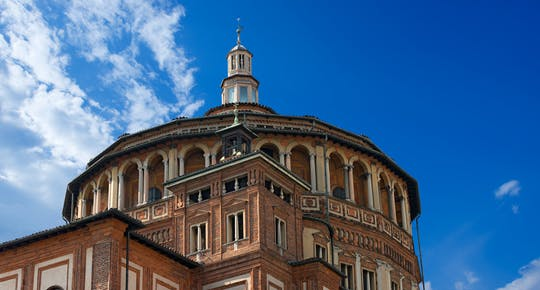 Santa Maria delle Grazie entrance ticket with audioguide