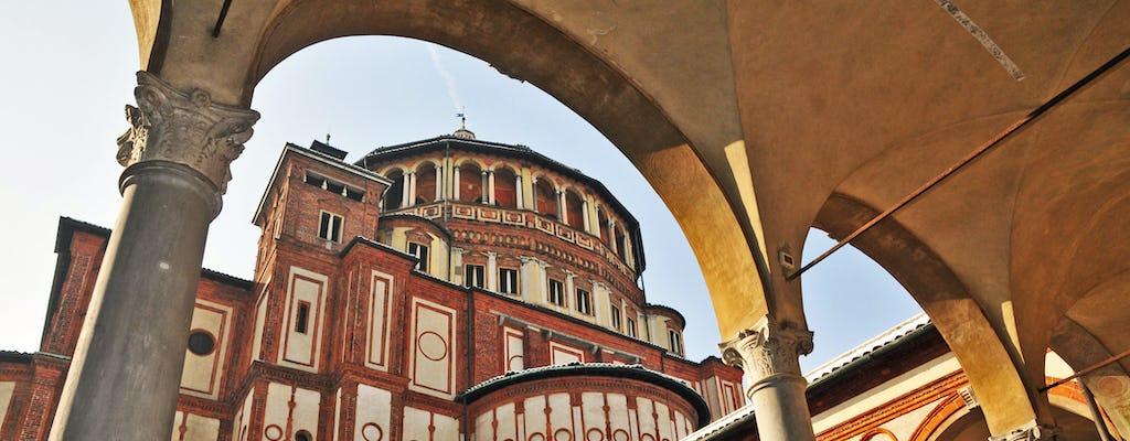 Ingresso para Santa Maria delle Grazie e Old Sacristy com guia áudio