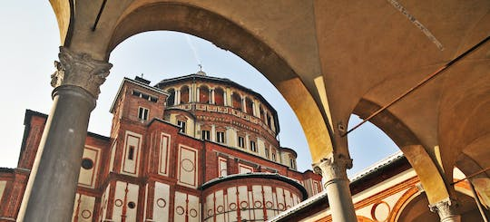 Santa Maria delle Grazie and Old Sacristy entrance ticket with audioguide
