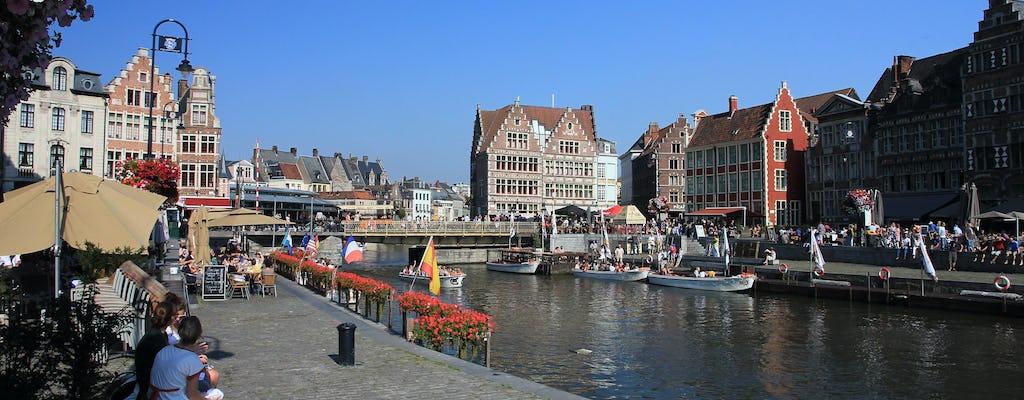 Excursion d'une journée à Gand au départ de Bruxelles