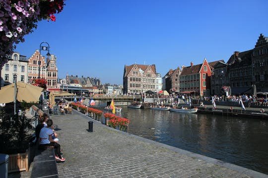 Day trip in Ghent from Brussels